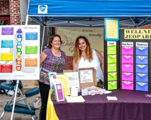 First Friday, Phoenixville PA 19460, blobfest, colonial theater, wellness in harmony