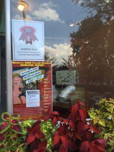 Blobfest Window Contest, Lulus boutique, Phoenixville PA 19460