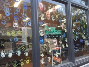 Blobfest Window Contest, Better Homes and Gardens, Phoenixville PA 19460