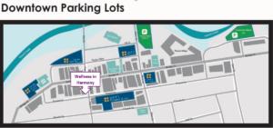 Downtown Phoenixville Parking