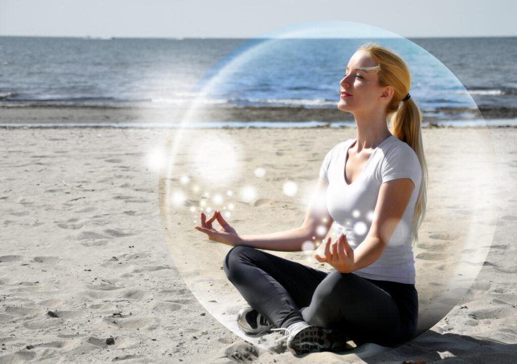 energetic boundary, energy bubble